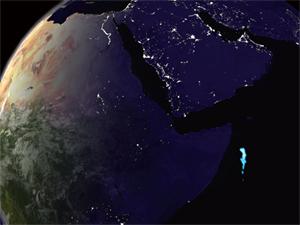 Mliječno more (foto: NOAA)