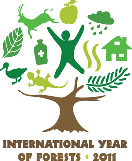 Međunarodna godina šuma_logo (foto: UN)