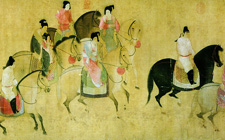 Carski izlazak na konjima (foto: Creative Commons)