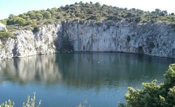 Rogozničko jezero (foto: IRB)