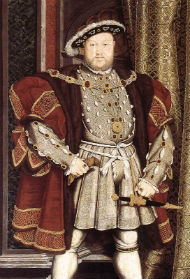 Henrik VIII (foto: Wikimedia Commons)