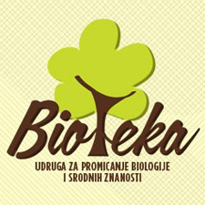 Logo udruge Bioteka (autor: Valentina Dominić)