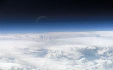 Zemljina atmosfera (foto: Wikimedia Commons)