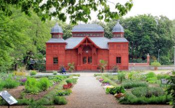 Paviljon (foto: Vanja Stamenković)