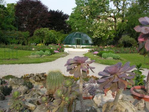 Središnji dio Vrta, parter (foto: Vanja Stamenković)