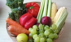 Voće i povrće (foto: Wikimedia Commons)