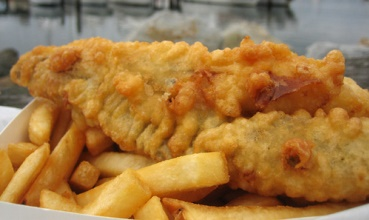Fish and chips (foto: Flickr)