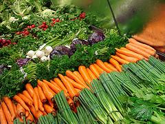 Povrće (foto: Joanna Poe / Flickr)