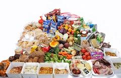Bacanje hrane (foto: Wikimedia Commons)