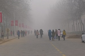 Onečišćeni zrak (foto: VTPolywoda/Flickr)
