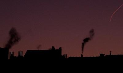 Onečišćeni zrak (foto: Geert Schneider/Flickr)