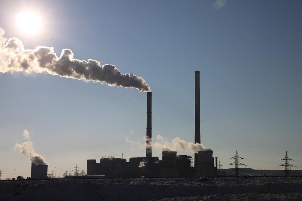 Antropogeni CO2 (foto: Emilian Robert Vicol, Pixabay)