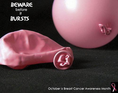 Osviještenost o raku dojke(foto: Zoha Nve, Flickr.com)