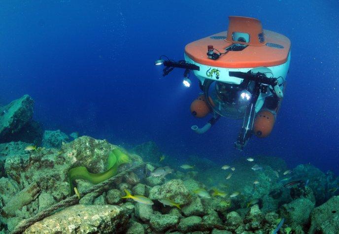 Curasub podmornica (foto:Substation Curacao)