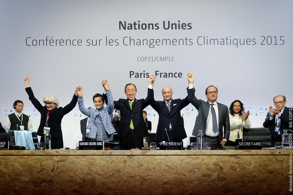 Pariški sporazum (foto: flickr.com)