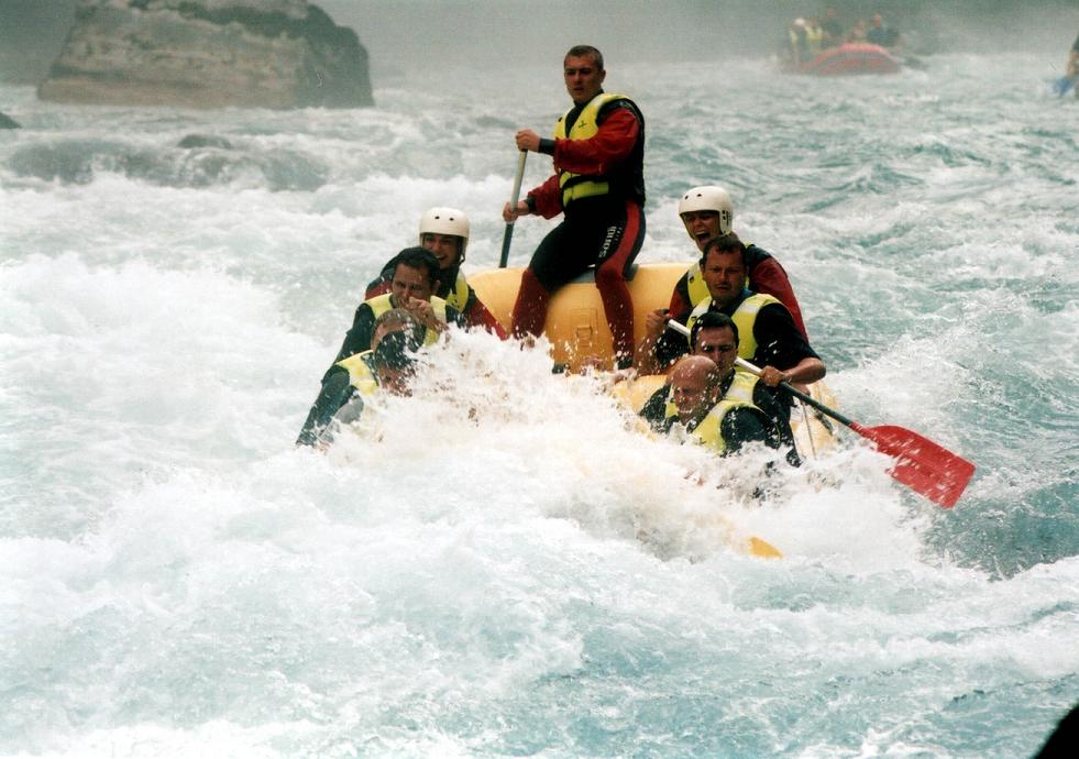 Rafting (foto:commons.wikimedia.org)