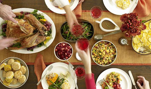 Božićni objed (foto:flickr.com)