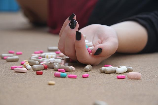Depresija i lijekovi (foto:pixabay.com)