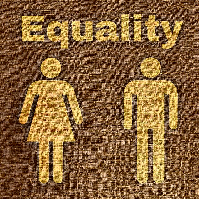 Rodna jednakost (fotto:pixabay.com)