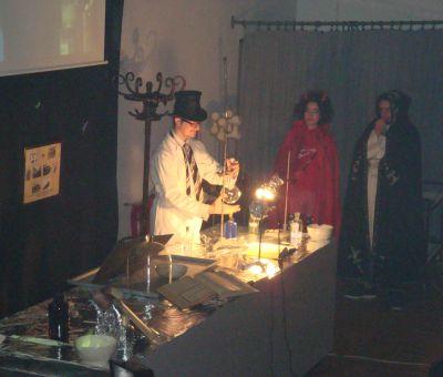 Čarolije u kemiji (biologija.com.hr)