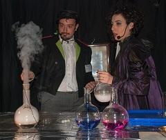 Čarolije u kemiji (foto:PMF)