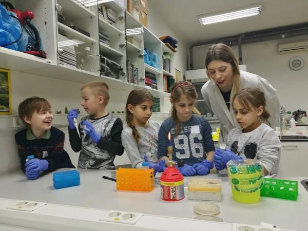 STEM kamp (foto: Udruga Bioteka)
