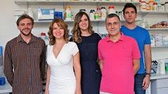 Tim znanstvenika (foto: IRB)