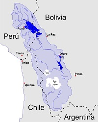 Regija Altiplano, Peru (foto: Wikimedia Commons)