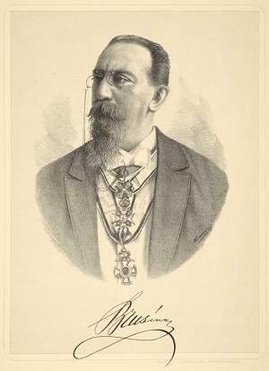 Spiridion Brusina (foto: Wikimedia Commons)
